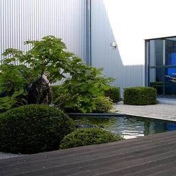 moderne gartenanlagen bilder, moderne gärten | herny klammer garten- und landschaftsbau, Design ideen